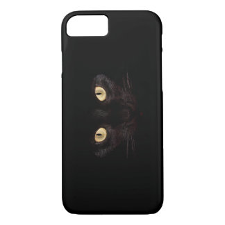 Black Cat iPhone 7 Case
