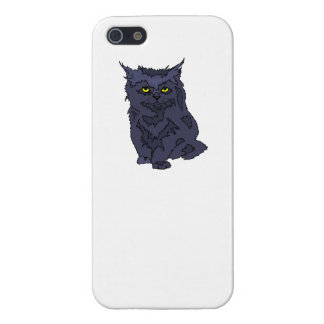 Black Cat Covers For iPhone 5