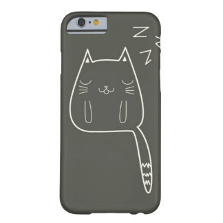 Black Cat Iphone Case Barely There iPhone 6 Case