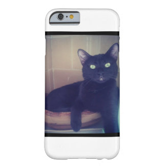 Black Cat iPhone Cover Barely There iPhone 6 Case