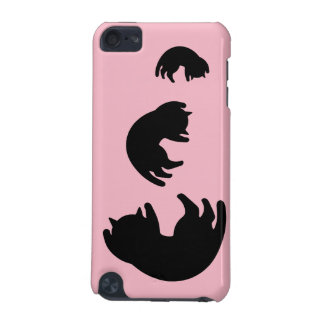 Black Cat iPod Touch 5G Case