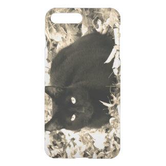 Black Cat Photo Deflector Case