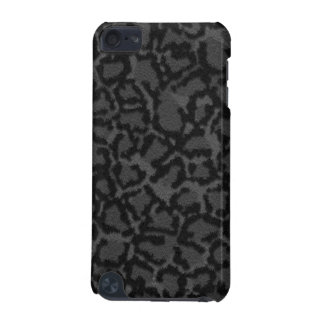 Black Cat Print iPod Touch 5G Covers