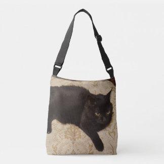 Black Cat Roxie Crossbody Bag