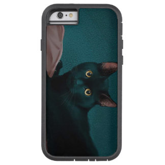 Black Cat Tough Xtreme iPhone 6 Case