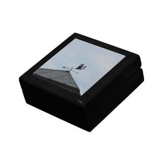 Black Cat  Weather Vane Jewelry Boxes