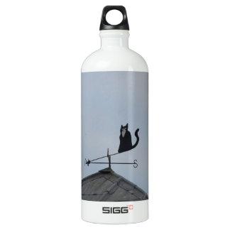 Black Cat  Weather Vane SIGG Traveller 1.0L Water Bottle
