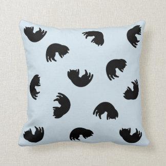 Black Cats Cushion