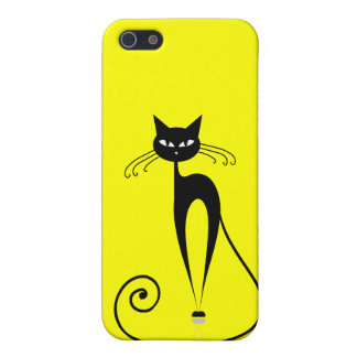 BLACK CATS iPhone 5 COVER