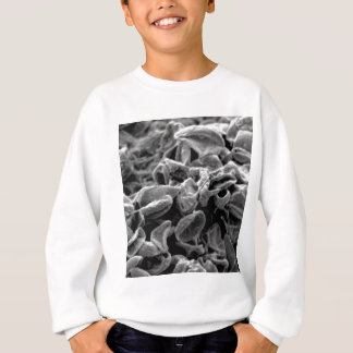 black cells or bacteria sweatshirt