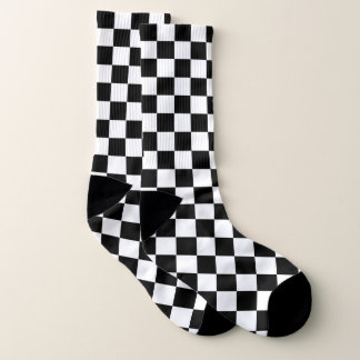 Black Checkered 1