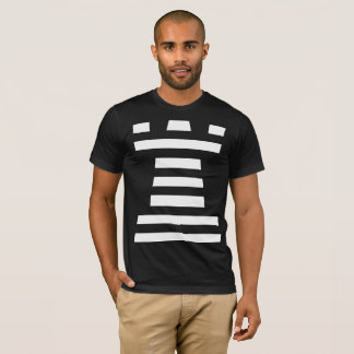 Black ChessME Tee Shirts With White Rook
