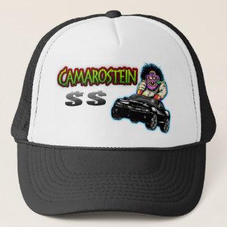 Black Chevy Camaro SS Hat