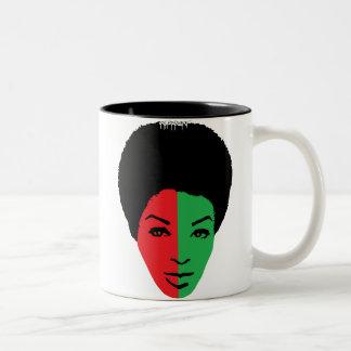 Black Chicks Rule Mugs