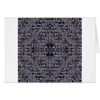 Black Circuits 1 Card