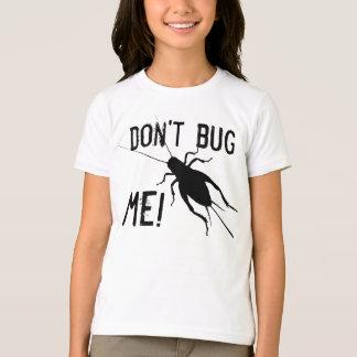 Black Cricket T-Shirt