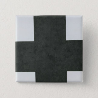 Black Cross, c.1923 15 Cm Square Badge