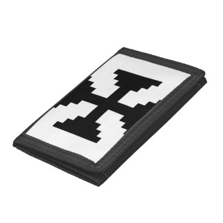 Black Cross Wallet