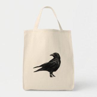 Black crow bags