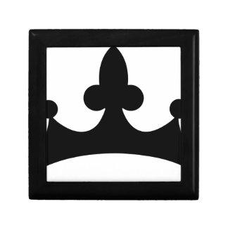 Black Crown Gift Box