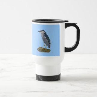 Black-crowned Night Heron Mug