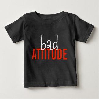 Black Custom Typography Fine Jersey T-shirt