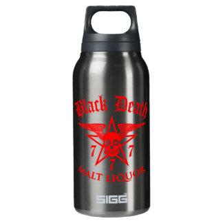 Black Death 777- Malt Liquor 0.3L Insulated SIGG Thermos Water Bottle