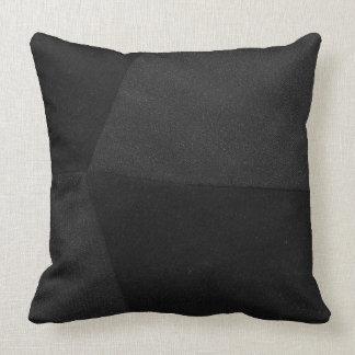 Black Denim Cushion