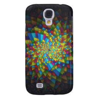 Black Desgin Galaxy S4 Case
