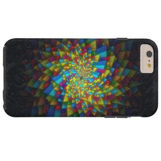 Black Desgin Tough iPhone 6 Plus Case