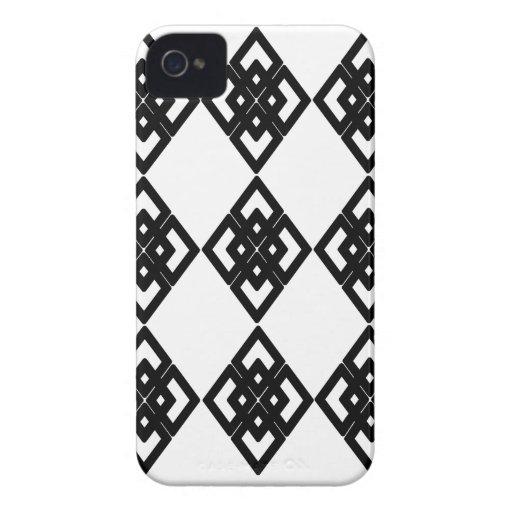 Black diamond pattern  Blackberry Bold Case