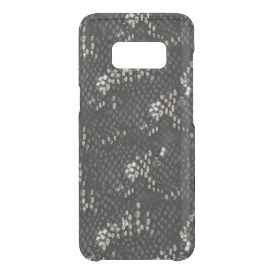 Black Diamond Snake Skin Uncommon Samsung Galaxy S8 Case