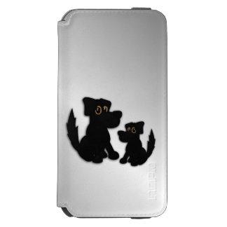 Black Dog Family Incipio Watson™ iPhone 6 Wallet Case