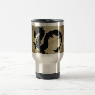Black Dragon Coffee Mugs