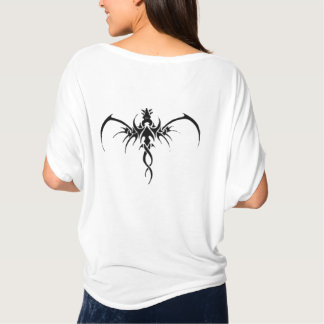 Black dragon tatto T-Shirt