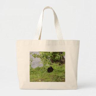 Black Duck Tote Bags