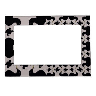 Black Ducks Magnetic Frame