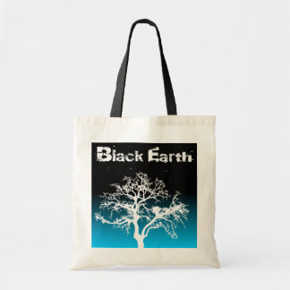 Black Earth Budget Tote Budget Tote Bag