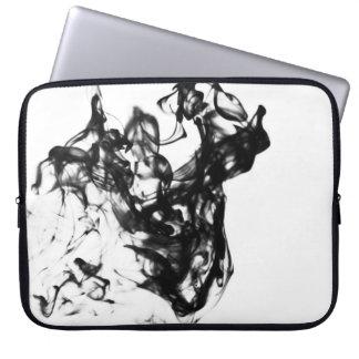 Black Element Art Computer Sleeve