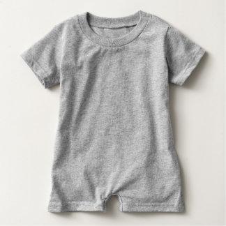 Black enso zen circle, Japanese symbol for love Baby Bodysuit