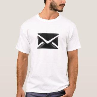 Black Envelope T-Shirt