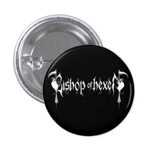 black evil button
