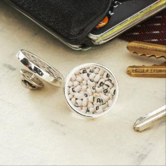 Black Eyed Peas Lapel Pin