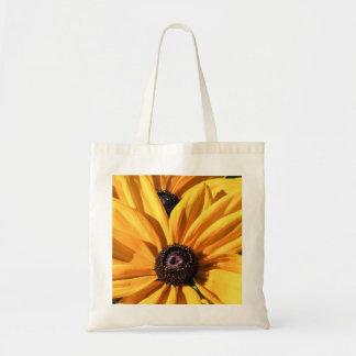 Black Eyed Susan Budget Tote Bag