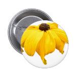 Black Eyed Susan Flower Badges