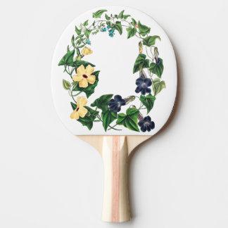 Black Eyed Susan Flowers Floral Wreath Paddle