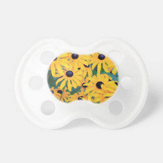 Black Eyed Susan Flowers in Deep Yellow Dummy