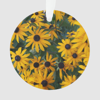 Black-eyed Susan Flowers Ornament