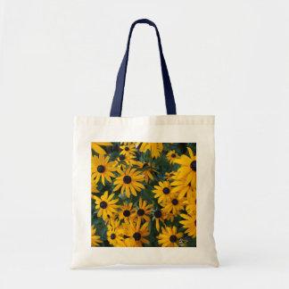 Black-eyed Susan Flowers Tote Bag