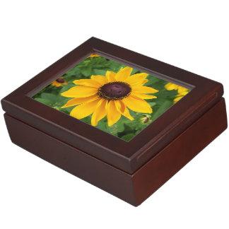 Black Eyed Susan Sitting Pretty Memory Boxes
